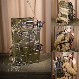 American WW2- SCR 300 Back Pack Radio