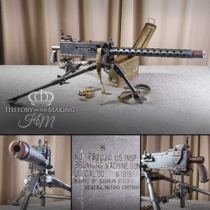 American Made Browning M1919A4 Light Machine Gun- Deactivated