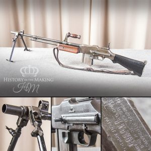 American Made Browning Automatic Rifle- 30.06 cal- Live Firing