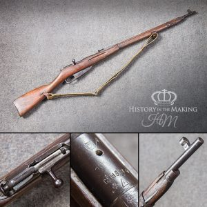 Russian Mosin Negant 1891/30 Bolt Action Rifle- Deactivated