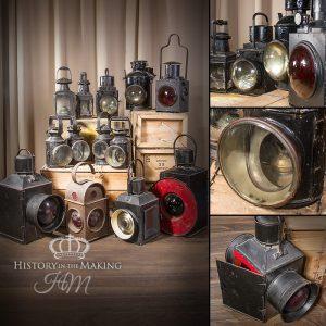 Railway and Industrial lanterns