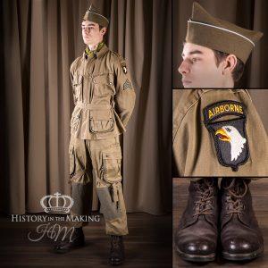 American M42 Paratrooper Jump Suit - Basic Uniform
