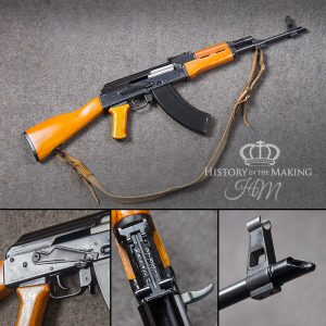 Russian Made AK47 Assault Rifle- Replica