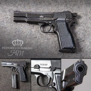 American 1938 Browning High Power Automatic Pistol - Replica