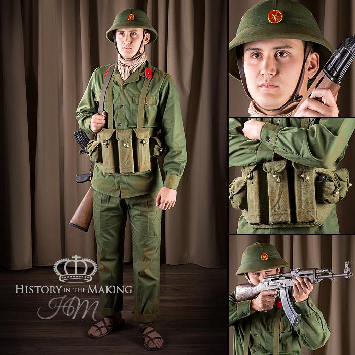 North Vietnamese Soldier