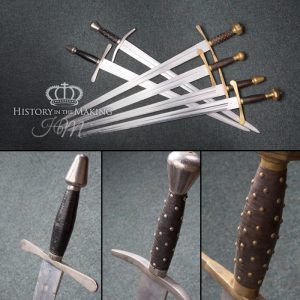 Practical Hand and a Half Swords - Dural Blades