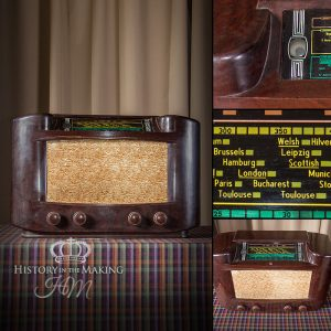 1940 Phillips Radio