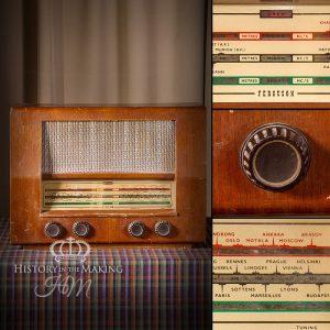 1940 Fergason Radio