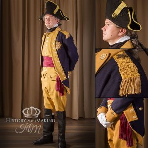 George Washington, 1783
