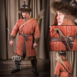 12th Century-Mongol Horse Archer