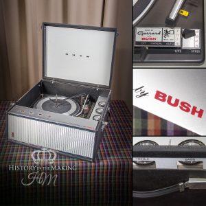 1970 Bush Record Player