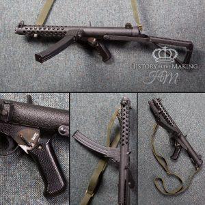 British Stirling Sub Machine Gun - 9mm - Live Firing