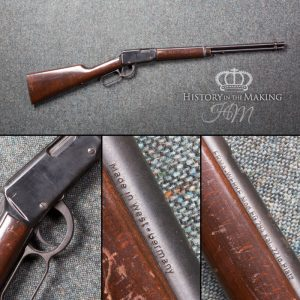 American Winchester repeating Rifle - 22 cal - Blank Firing