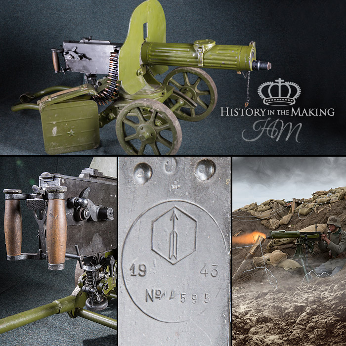 1943 German WW2 Panzerschreck- firing replica - History in the Making