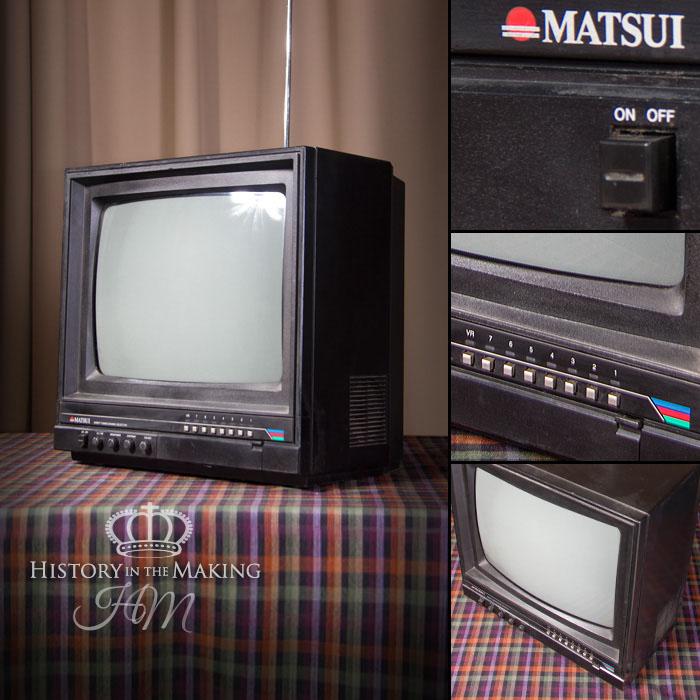 Vintage Radio, TV and Audio Equipment