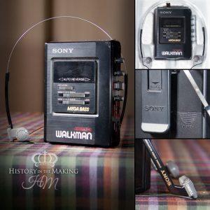 1980 Sony Walkman