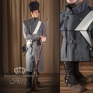 French Line Infantry, Campaign Dress, 1815