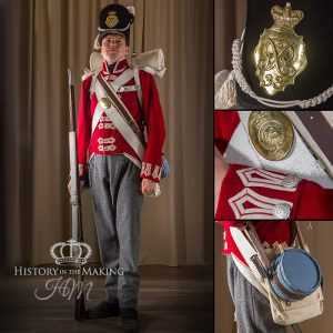 33rd Foot (1st Yorkshire West Riding) Private Centre Company 1812-1815