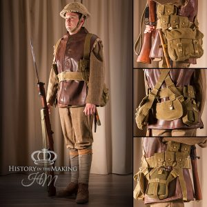 1918 British Infantry - Trench Clothing