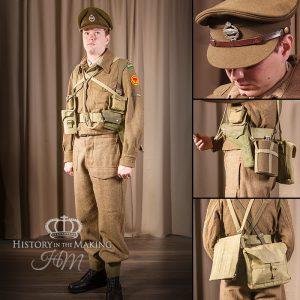 British Officer - Full Combat Order