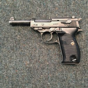 German 1944 dated Walther P38 Automatic Pistol - Replica