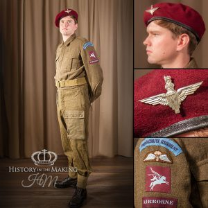 British Paratrooper Uniform 98