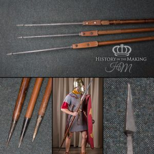 Spears and Pole-Arms
