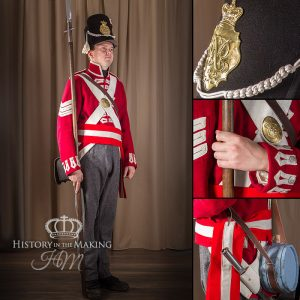 33rd Foot (1st Yorkshire West Riding) Sergeant- Centre Company 1812-1815