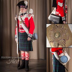 42nd Foot (Royal Highland) Private Grenadier Company 1812-1815