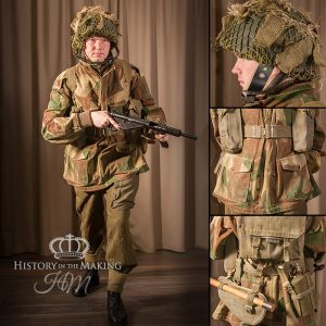 British Paratrooper- Combat Dress- Normandy 1944