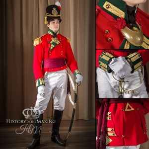 69th Foot (South Lincolnshire) Officer- Flank Company 1812-1815