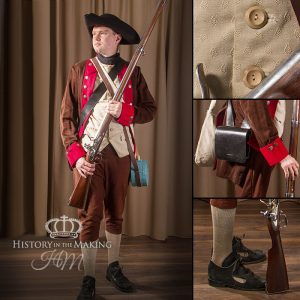 American Infantry, 6th Continental Regiment, 1776-1783