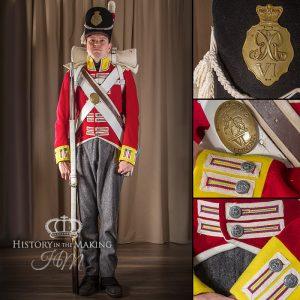 6th Foot ( Warwickshire ) Private -Centre Company 1812-1815