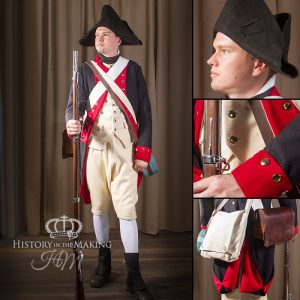 American Infantry, 8th Continental Regiment, 1783