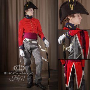 British ADC, 1812-1815