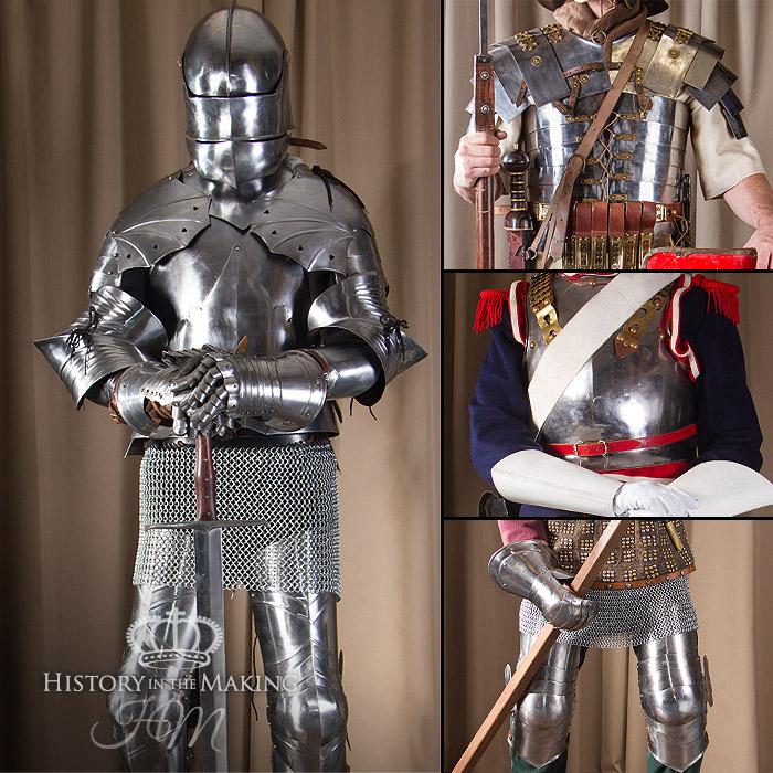 Metal Plate Armour
