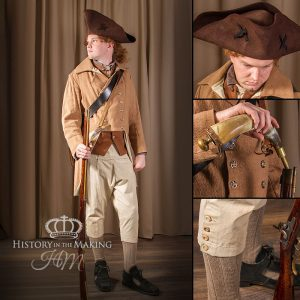 Colonial Militia, 1776
