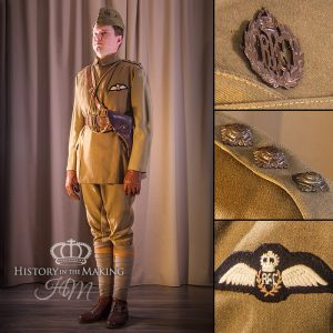Captain, Royal Flying Corps 1918