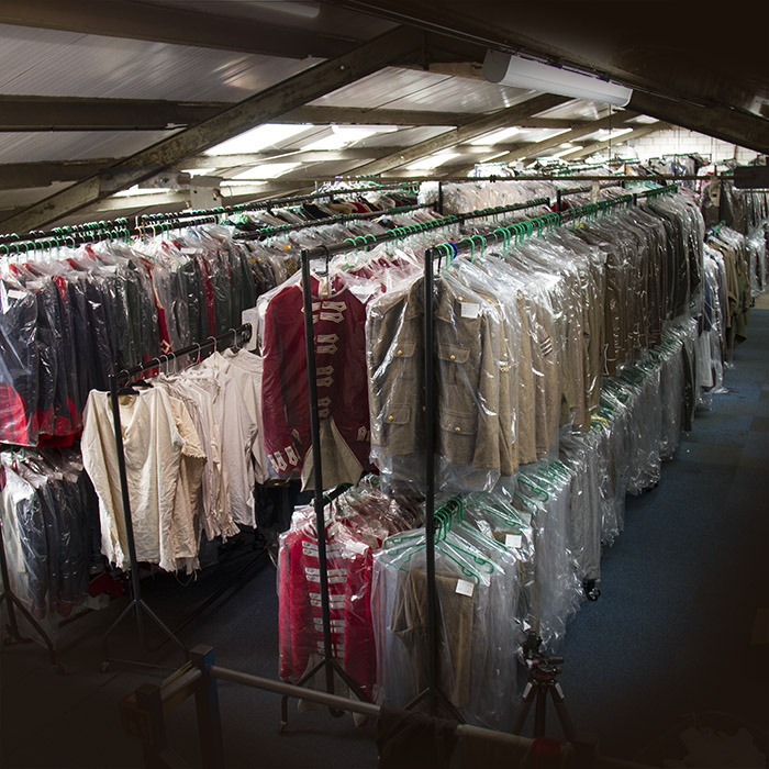 Main Costume Store - Studio Number Five
