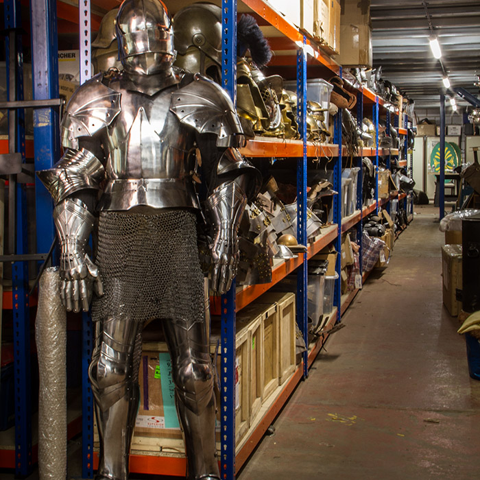 Armour Hire
