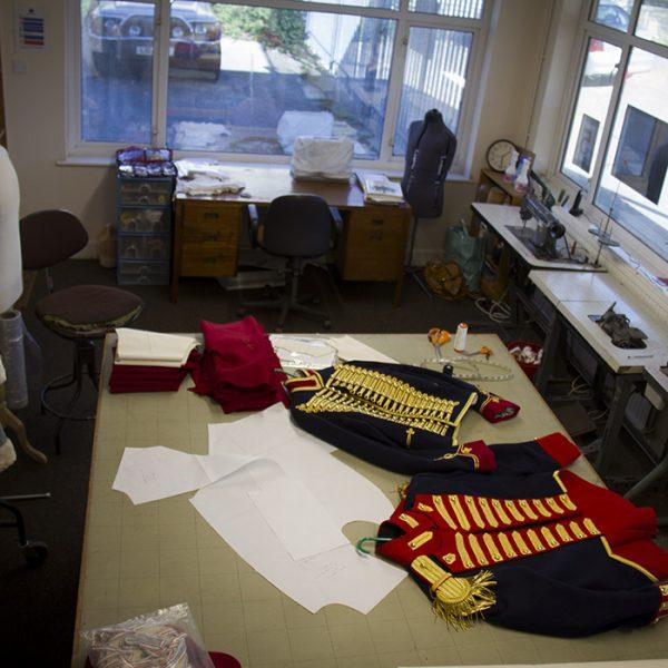Costume preparation Studio - Studio number 5