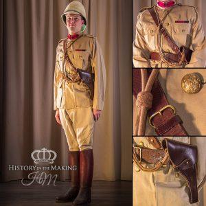 Staff Officer, Tropical Uniform 1914-1918