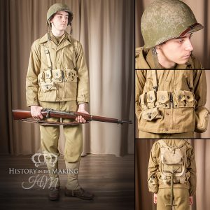 American Infantry - M1941 Field Unifrom