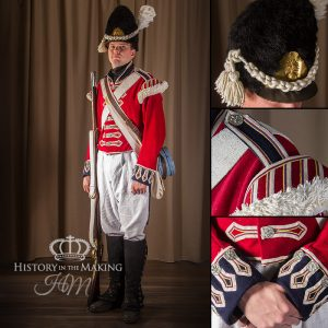 23rd Foot (Royal Welch Fuzileers ) Private - Grenadier Company 1802-1812