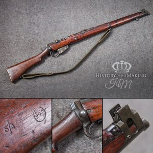 live firing, british sale bolt action rifle, WW1, 303 caliber, gun hire