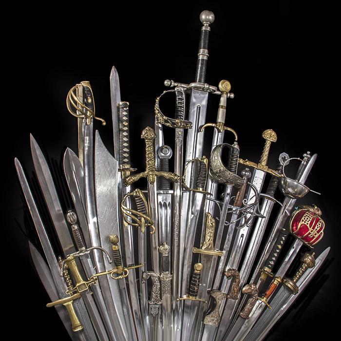 Sword Hire