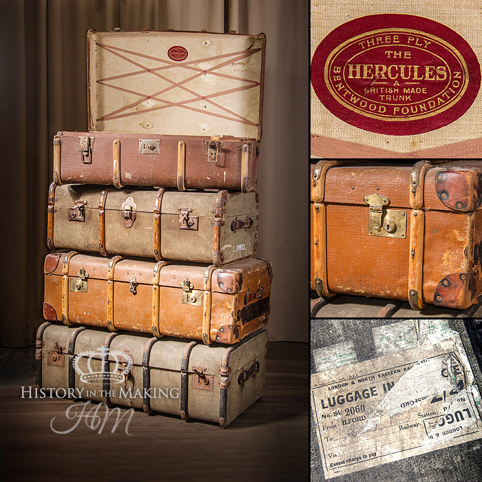 Suitcases - Travel trunks and Bags