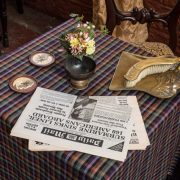WW2 Period news Papers
