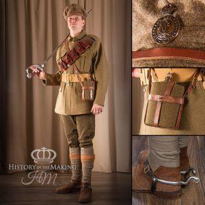 British WW1 Cavalry Trooper