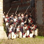 French Napoleonic Infantry Uniforms for Hire